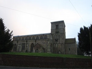 St Peter's Church, Barton on Humber