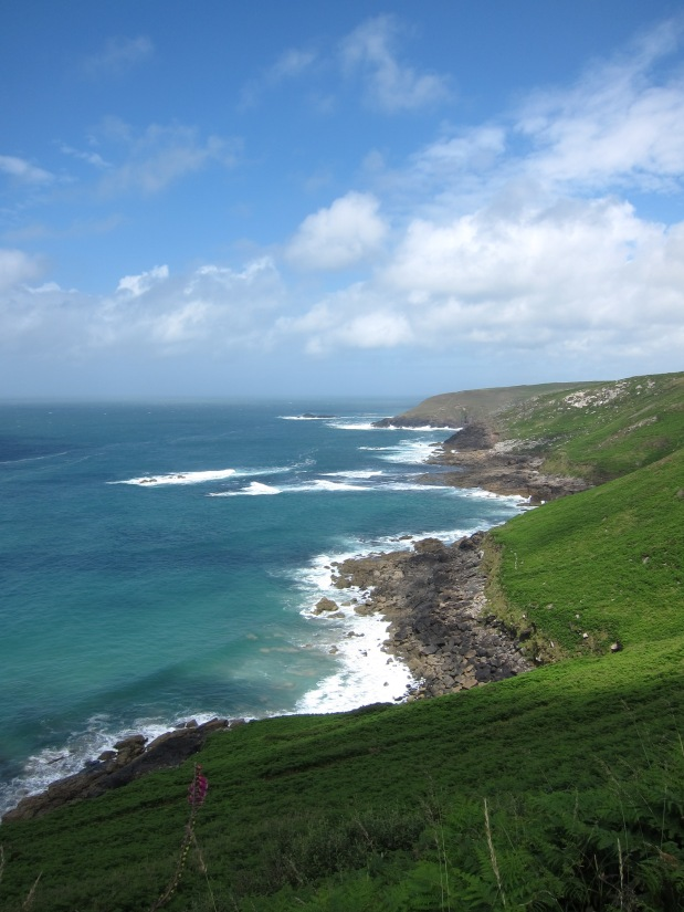 Day 73 – Pendeen to St Ives 10th July 2016