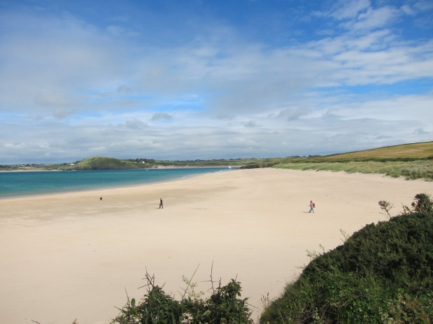 Day 78 – Porthcothan to Padstow, 15 July2016