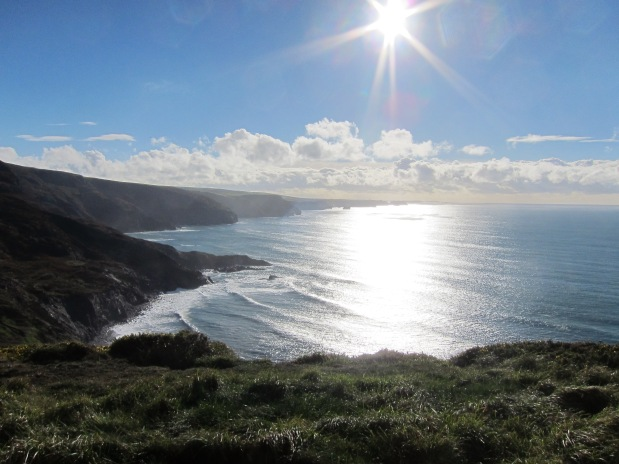 Day 81 – Tintagel to Crackington Haven 15th October2016