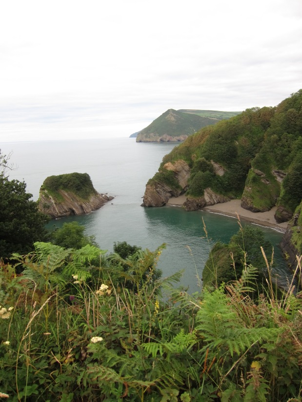 Day 88 – Woolacombe to Combe Martin 8 July2017