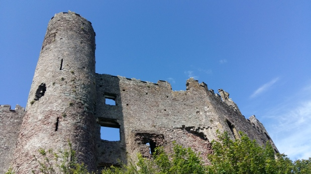 Day 112 – Llansteffan to Talacharn/Laugharne 9 June 2019