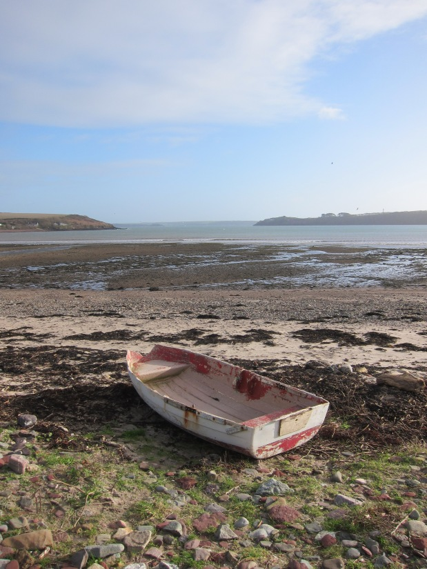 Day 118 – Sandy Haven to St Ann's Head 1 Feb 2020